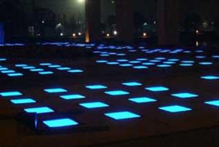 led地砖灯,感应地砖灯,地砖灯厂家,发光地砖灯