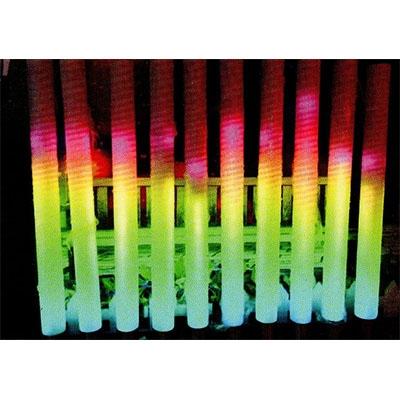 磁感应地砖灯是一种新式的由恒定电流供电系统的地埋墙灯